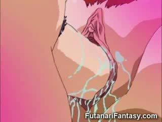 Manga τρανς κορίτσι τρίο!