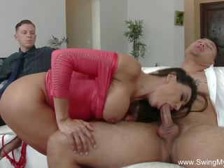 Amateur Housewife 1st Time Swinger, Free Porn e1