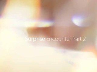 Nubile videoer overraskelse encounter pt par