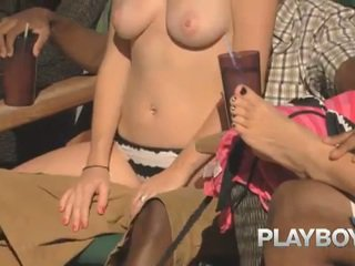 प्लेबॉय, बड़े स्तन, कट्टर