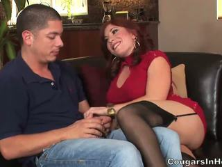 big tits, hottest moms and boys, cougars vid