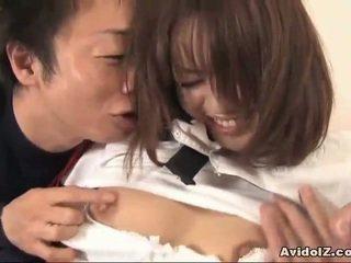 Japonez coada inpulit la acasă uncensored