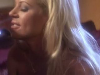 Mega hot blonde ahryan astyn swallows cum