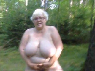bbw, đĩ, bà nội