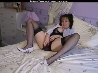 Nylon Granny In Ff-stockings mature mature porn granny old cumshots cumshot