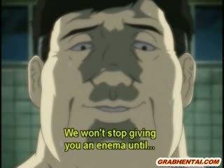 Pervert manga heet doggie geneukt wetpussy