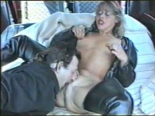 piss, leather, outdoors
