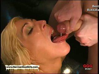 realitate, ejaculare in gura, cowgirl inversă