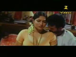Zeer mooi heet south indisch meisje seks scène