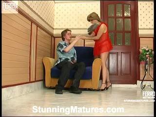 Alana dan tobias seductive ibu onto video