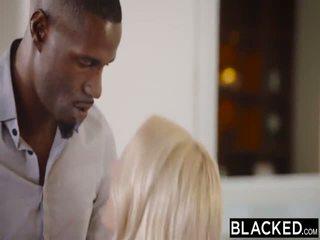Blacked adriana chechik ja cadence lux esimene rassidevaheline neljakesi