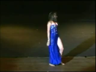 Dina dancer egyptisch arabic 2