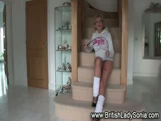 пълен мастурбиране идеален, британски най-горещите, виждам обувки пълен
