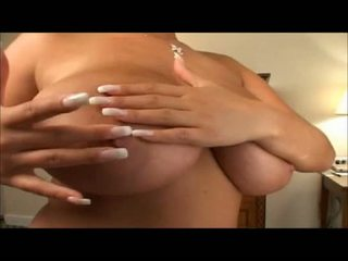 grande, tits, agradável