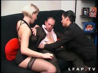 cumshots, french, threesomes