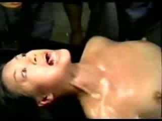 Brutal Ways Of Japanese Prison Guards Video