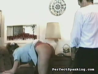 Spanking Is What This Porn Movie Is Ab...