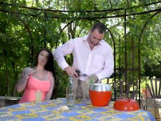 Sexy Slag Garden Fuck, Free Big Boobs HD Porn 0d