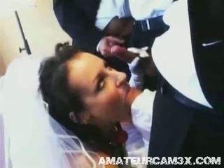 Hardsex voor heet bruid