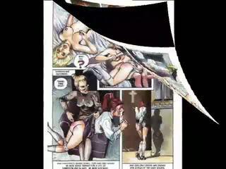 कार्टून, कॉमिक्स