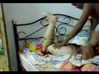 Malay 已婚 一對 他媽的, 免費 自製 色情 視頻 8c