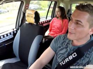 Cutest Teen Gets a Free Taxi Ride <span class=duration>- 14 min</span>