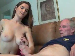 big boobs, old + muda, handjobs