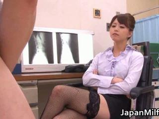 japanilainen, itämainen, lääkäri