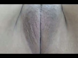 my 18yo cousin's virgin pussy closeup ...
