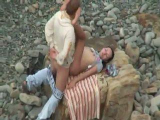 Аматьори секс на плаж