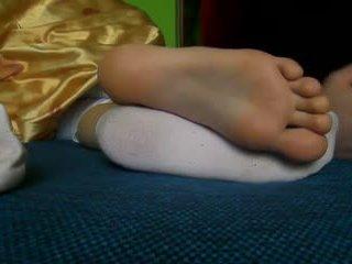 ayak fetişi