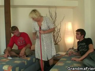 jævla, gang bang, hot mamma