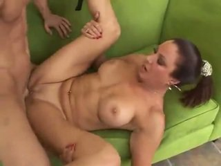 Hot mom with big ass pounded in the wrong hole