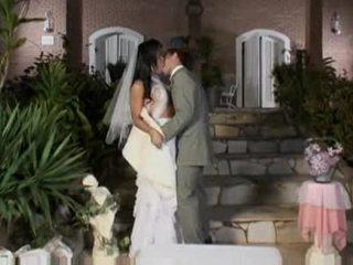 新娘 alessandra ribeiro 在 mutual 行动