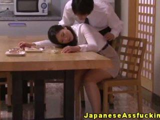 일본의, 아마추어, 하드 코어