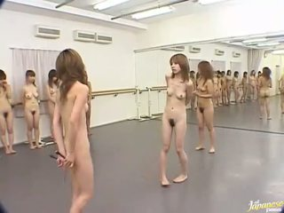 Japonské babes are šialené ženy