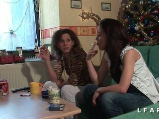 lesbietes, franču, babes