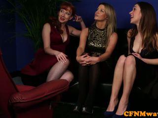 CFNM Voyeur Job Interview, Free Handjob Porn 4f