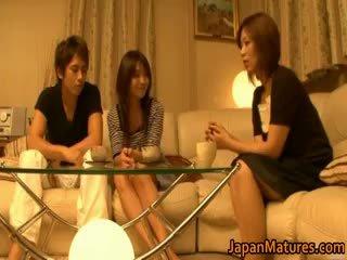 tegelikkus, jaapani, group sex