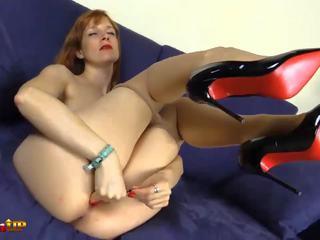 Tan panty voetjob door irina vega, gratis porno 61