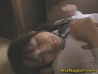 Asami Fujimoto is an oriental beauty who