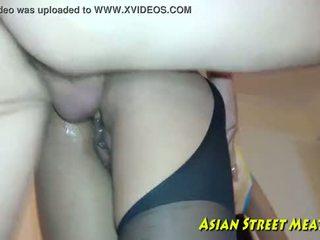 Asiática girlette does anal para amor dinero y salud