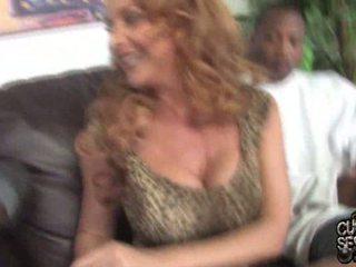 Janet mason banged em frente de um corno