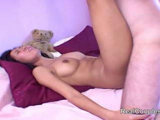 Posh Man Fucking His Thai Bride, Free HD Porn 3a