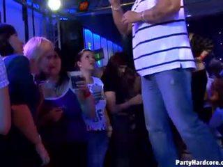 partija, clubbers