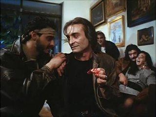 La noche del ejecutor (1992) 西班牙人 birthday: 妻子 & 女兒 性交 & spoiled