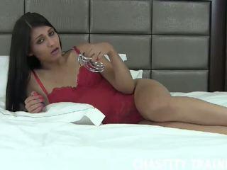 あなたの コック ある 今 私の プロパティ, フリー chastity trainer 高解像度の ポルノの
