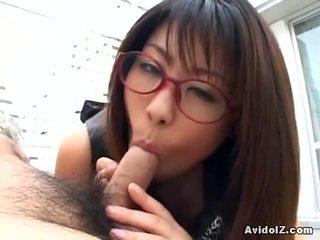 Asian Mimi Kousaka Gives The Nice Oral Fuck