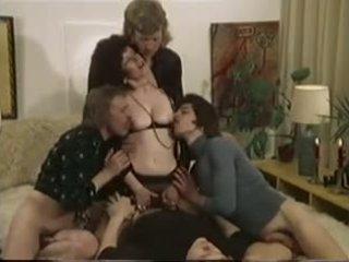 cumshots, threesomes, vintage