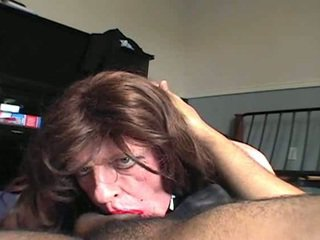 sucking, facial, interracial